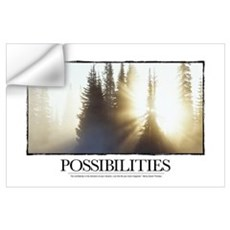 Inspirational Poster: The path of discovery Wall Decal
