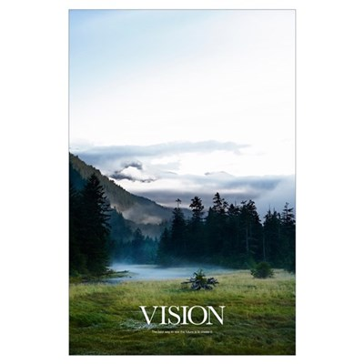 Inspirational Poster: The best way to see the futu Poster