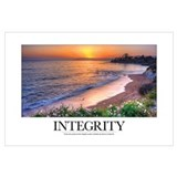 Integrity Wrapped Canvas Art