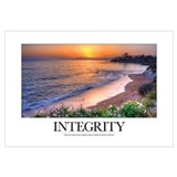 Integrity Framed Prints