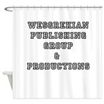 WPGP Shower Curtain