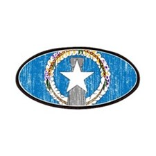 """Northern Mariana Islands Flag"" Patches"