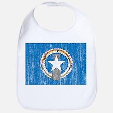 """""""Northern Mariana Islands Flag"""" Bib"""
