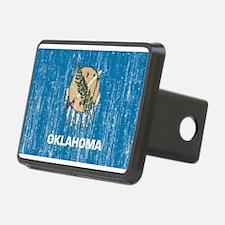 Oklahoma Flag Hitch Cover