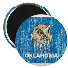 Oklahoma Flag Magnet
