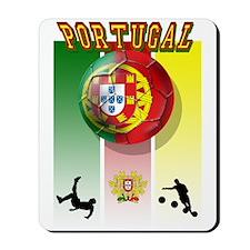 Portugal Futebol Mousepad