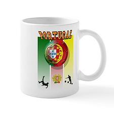 Portugal Futebol Mug