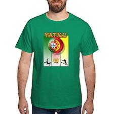 Portugal Futebol T-Shirt
