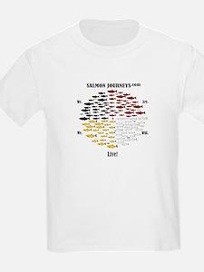 Calling Back the Salmon T-Shirt