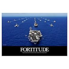 Motivational Poster: USS Ronald Reagan Poster