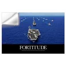Motivational Poster: USS Ronald Reagan Wall Decal
