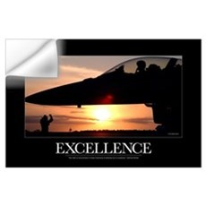 Military Poster: If We Are Strong, Our Strength Wi Wall Decal