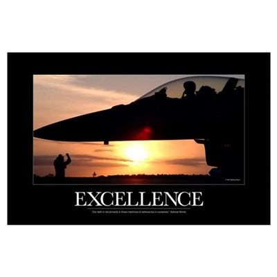 Military Poster: If We Are Strong, Our Strength Wi Poster