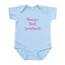 Mommys Best Investment Infant Bodysuit