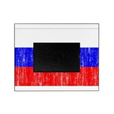 Russia Flag Picture Frame