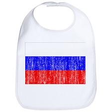 Russia Flag Bib