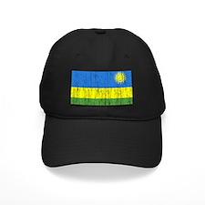 Rwanda Flag Baseball Hat