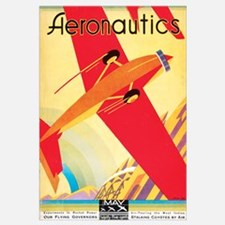 Popular Aviation Magazine Cover, May 1930