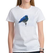 Mountain Blue Bird Tee