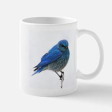 Mountain Blue Bird Mug