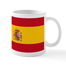 Spanish Flag Small Mug