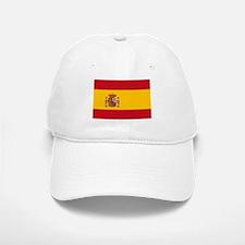 Spanish Flag Baseball Baseball Cap