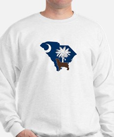 South Carolina Boykin Spaniel Sweatshirt