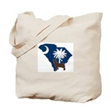 Boykin spaniel Canvas Bags