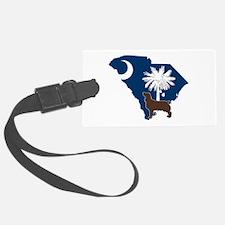 South Carolina Boykin Spaniel Luggage Tag
