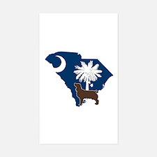 South Carolina Boykin Spaniel Decal