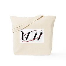 MW Logo Tote Bag