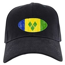 Saint Vincent Flag Baseball Hat