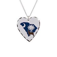 South Carolina Boykin Spaniel Necklace