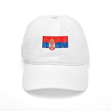 Serbia Flag Baseball Cap