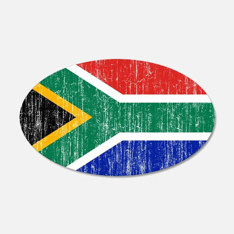 south africa flag wall art south africa flag wall decor personalised name wall decal small stickythings co za
