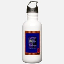 Golfer Fathers Stainless Water Bottles 1.0L