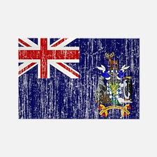 """South Georgia and South Sandwich Islands Flag"" Re"