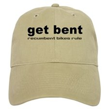 Get Bent Baseball Cap
