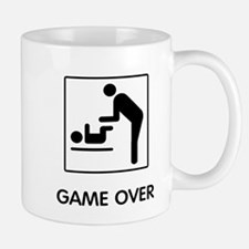 Game Over Small Small Mug