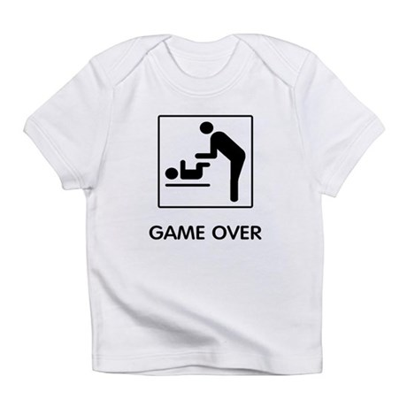 Game Over Infant T-Shirt