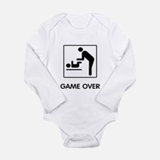 Game Over Long Sleeve Infant Bodysuit