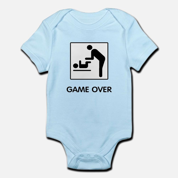 Game Over Infant Bodysuit
