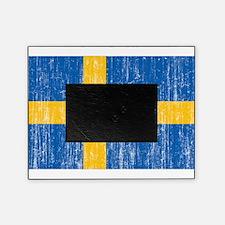 Sweden Flag Picture Frame
