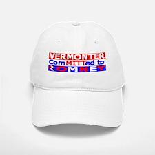 VERMONTER.png Baseball Baseball Cap