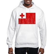 Tonga Flag Jumper Hoody