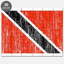 Trinidad and Tobago Flag Puzzle