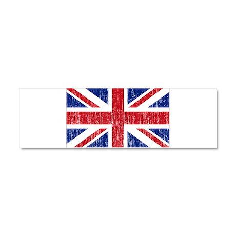 United Kingdom Flag Car Magnet 10 x 3