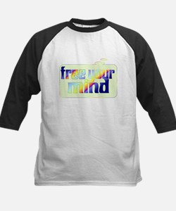 Free Your Mind Quote Box Tee