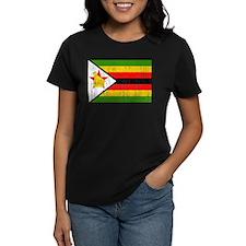 Zimbabwe Flag Tee