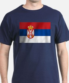 Flag of Serbia T-Shirt